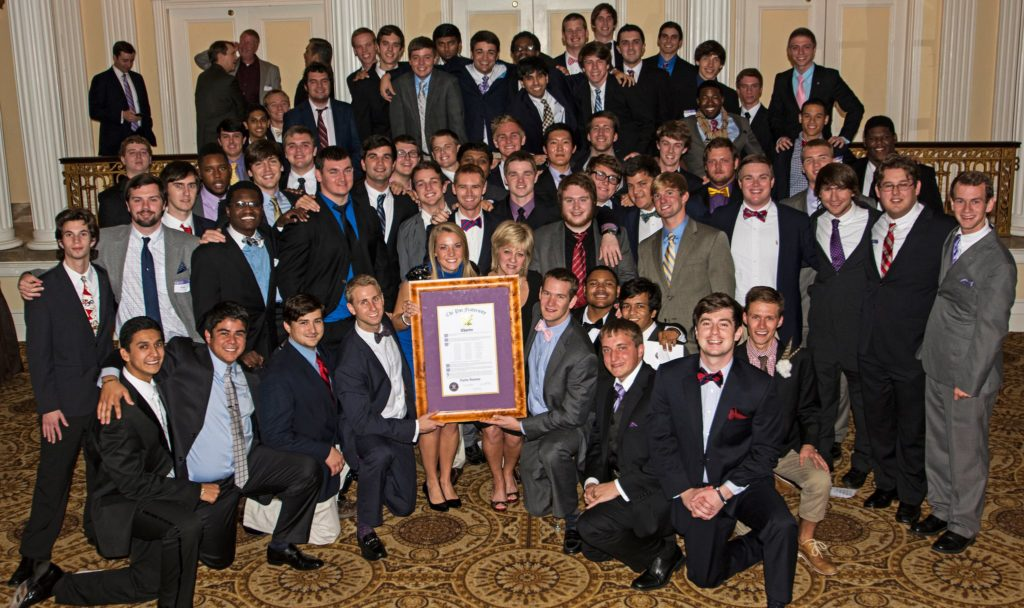 Chi Psi at Ole Miss gets rechartered